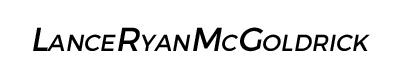 Lance Ryan McGoldrick